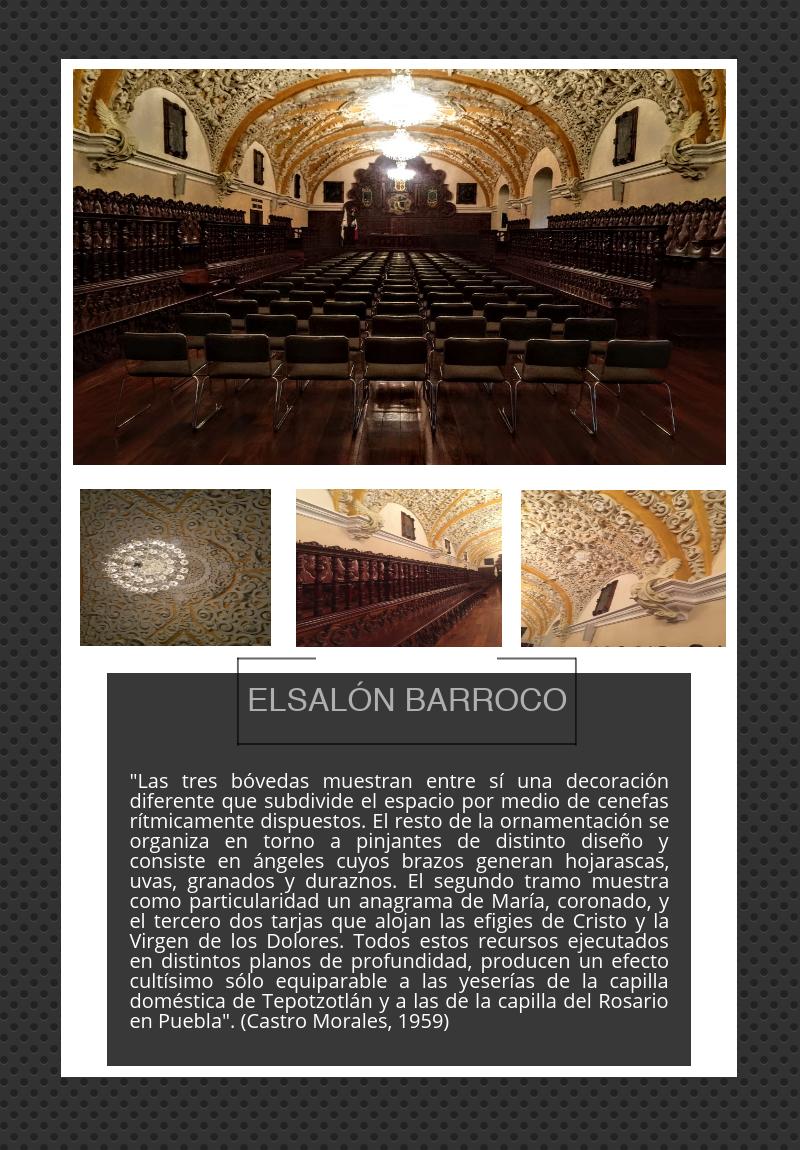 Salón Barroco del Carolino